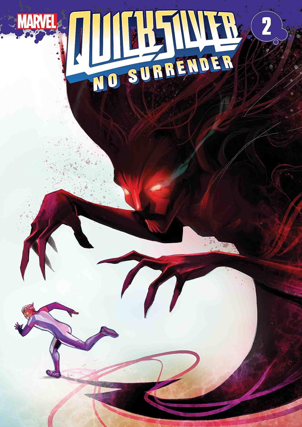 Quicksilver: No Surrender (2018) #2 (of 5)
