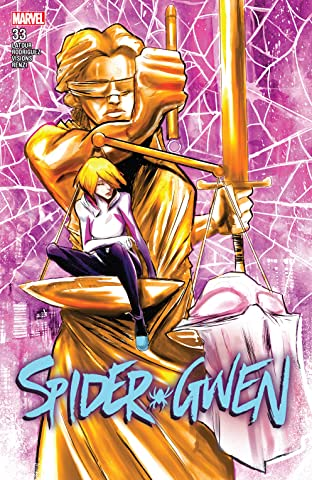 Spider-Gwen (2015-2018) #33