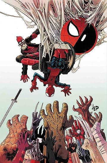 Spider-Man/Deadpool (2016-) #34