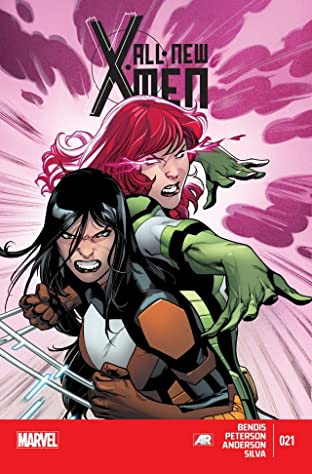 All-New X-Men (2012-2015) #21