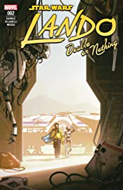 Star Wars: Lando - Double Or Nothing (2018) #2 (of 5)