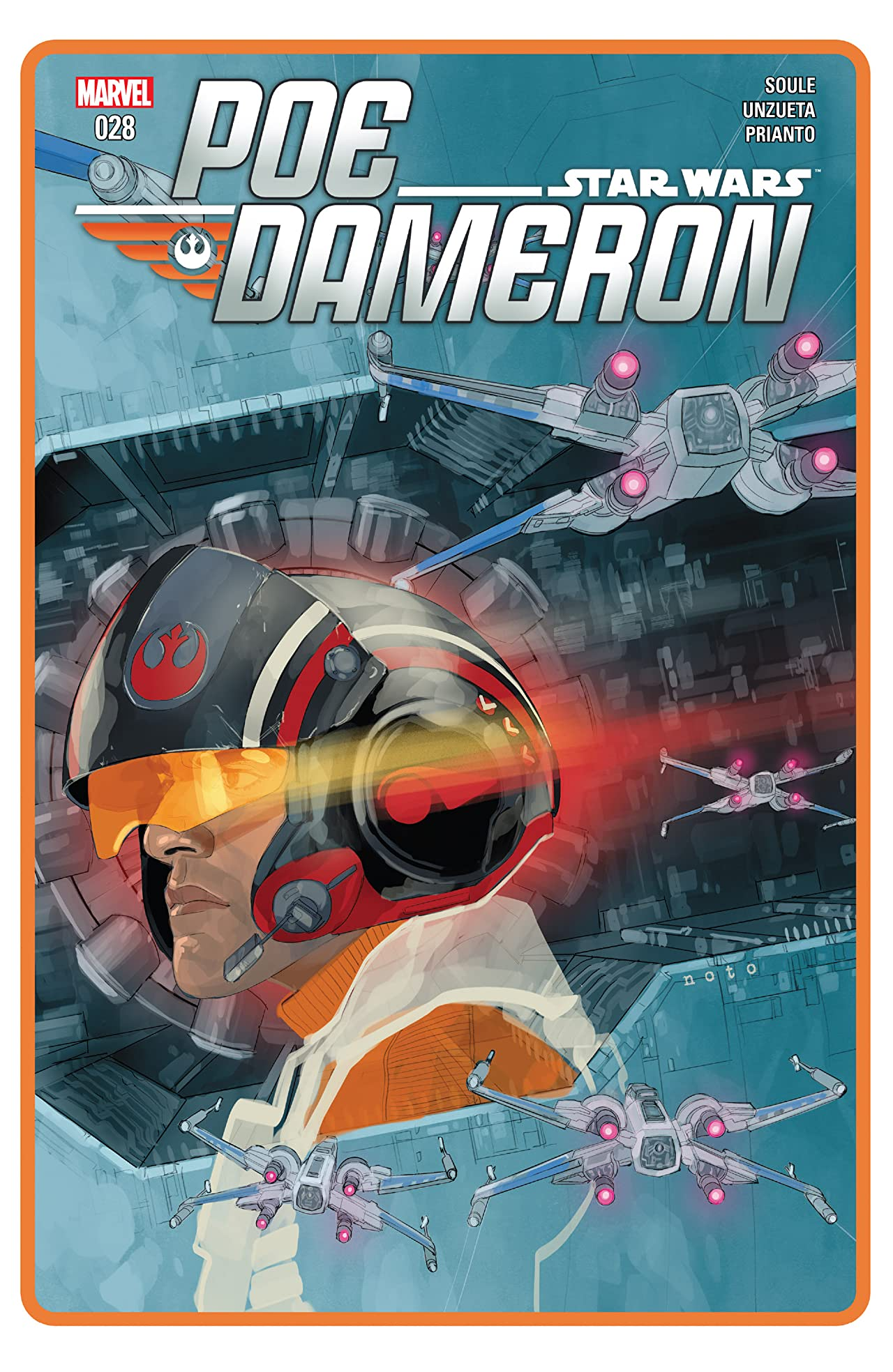 Star Wars: Poe Dameron (2016-) No.28