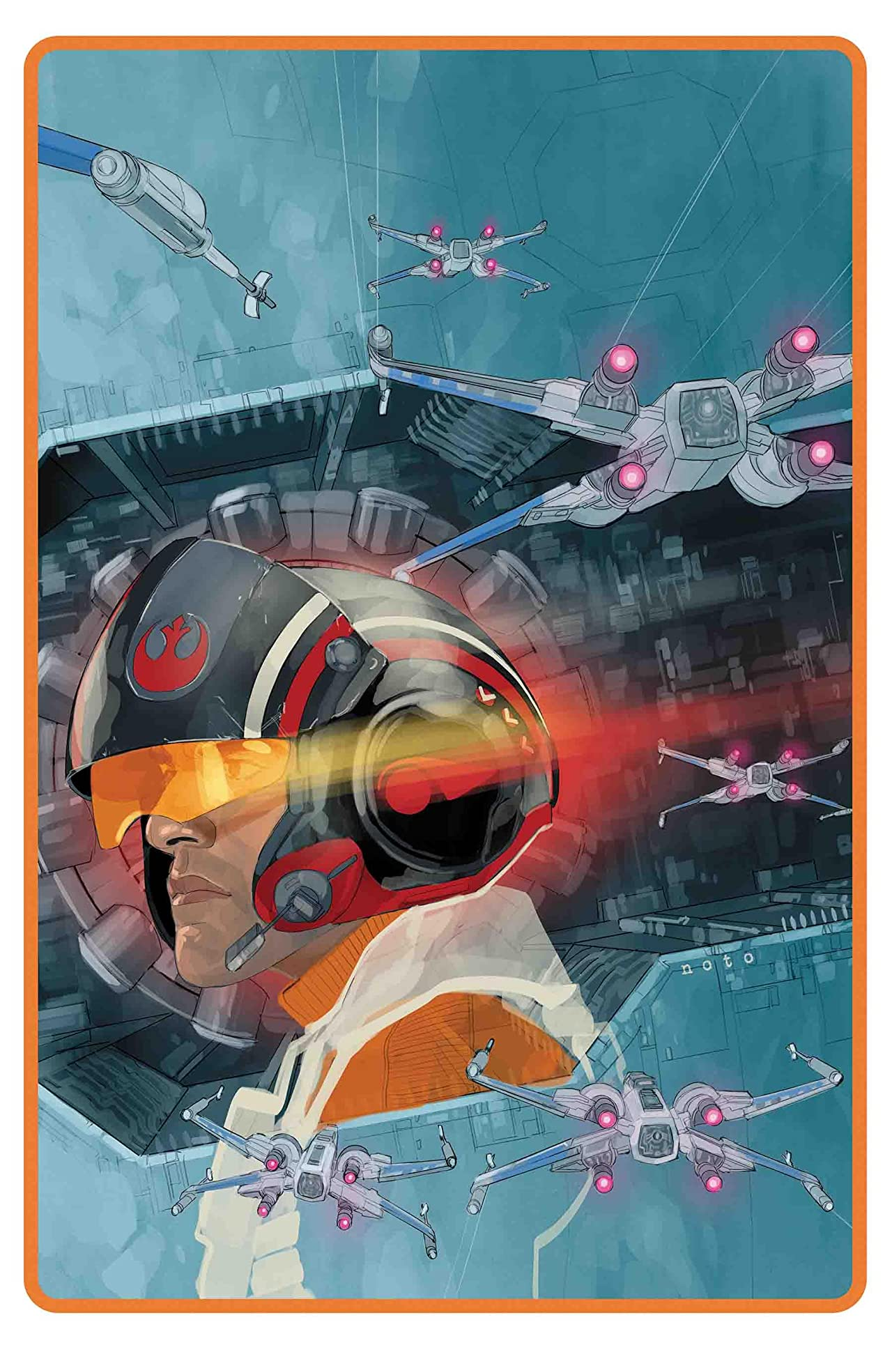 Star Wars: Poe Dameron (2016-) #28