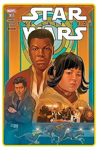 Star Wars: The Last Jedi Adaptation (2018) No.3 (sur 6)