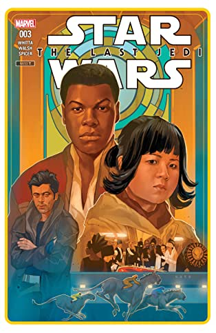 Star Wars: The Last Jedi Adaptation (2018) #3 (of 6)