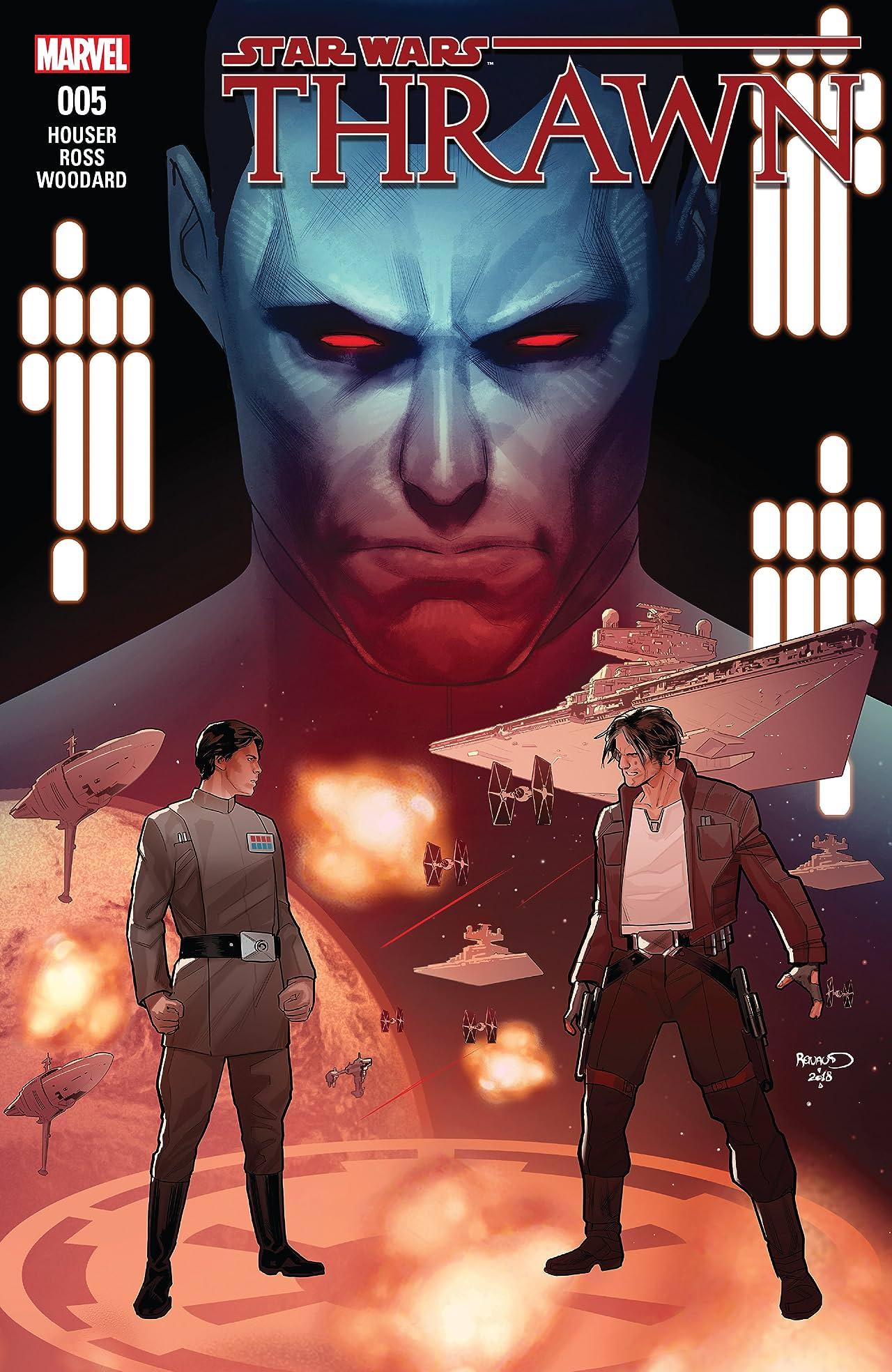 Star Wars: Thrawn (2018) No.5 (sur 6)