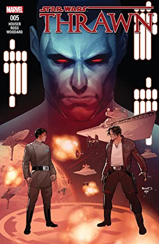 Star Wars: Thrawn (2018) #5 (of 6)