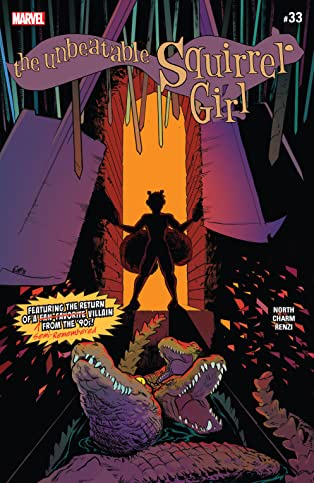 The Unbeatable Squirrel Girl (2015-) #33