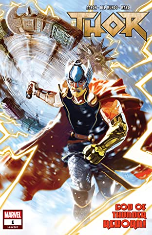 Thor (2018-2019) No.1