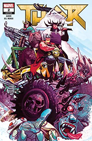 Thor (2018-2019) No.2