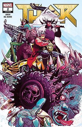 Thor (2018-) #2