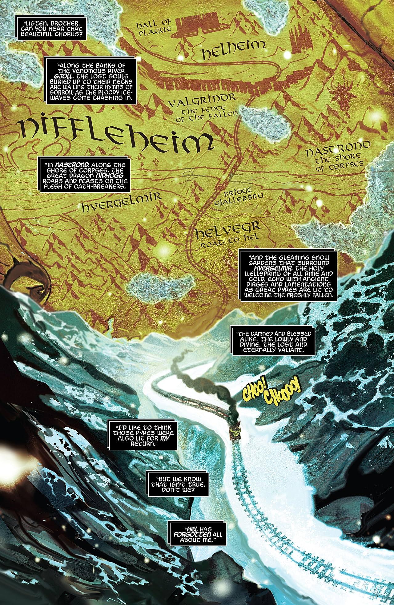 Thor (2018-2019) #2