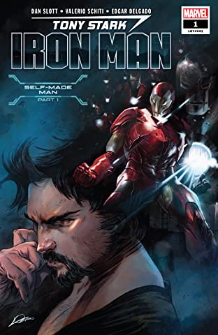 Tony Stark: Iron Man (2018-2019) #1