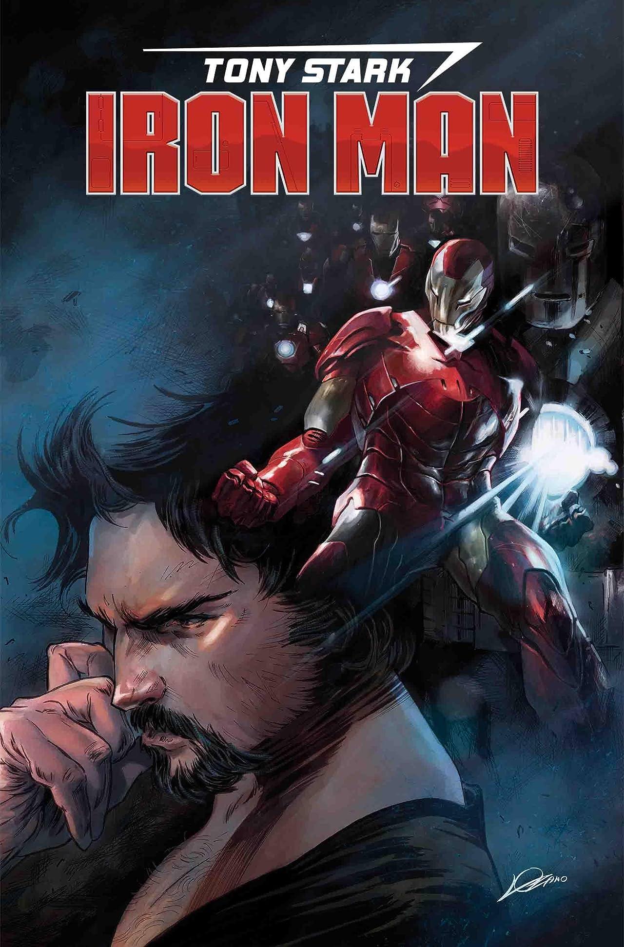 Tony Stark: Iron Man (2018-) #1