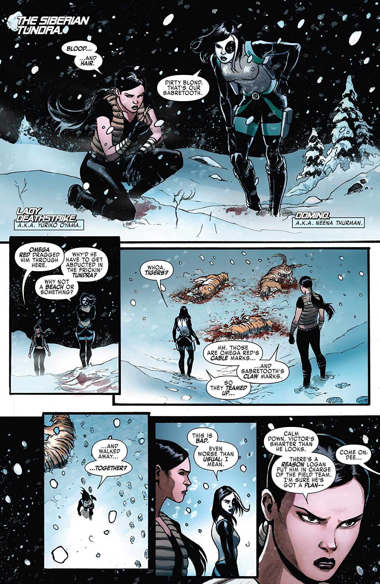 Weapon X (2017-) #19