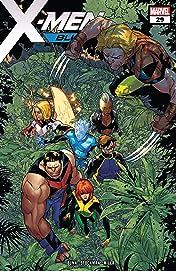 X-Men Blue (2017-2018) #29