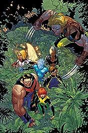 X-Men Blue (2017-) #29