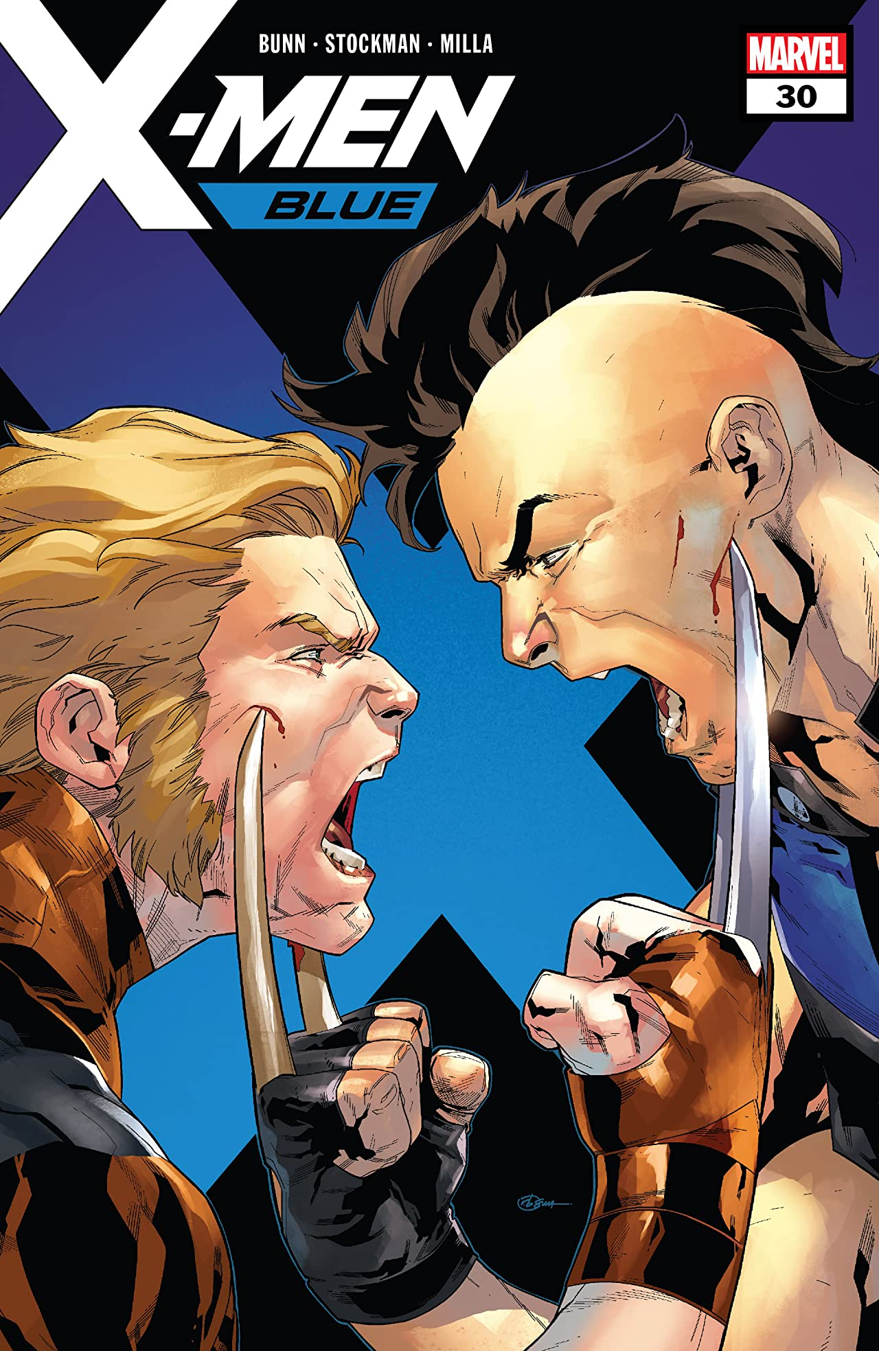 X-Men Blue (2017-) No.30