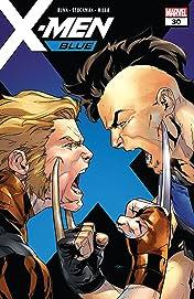 X-Men Blue (2017-2018) #30