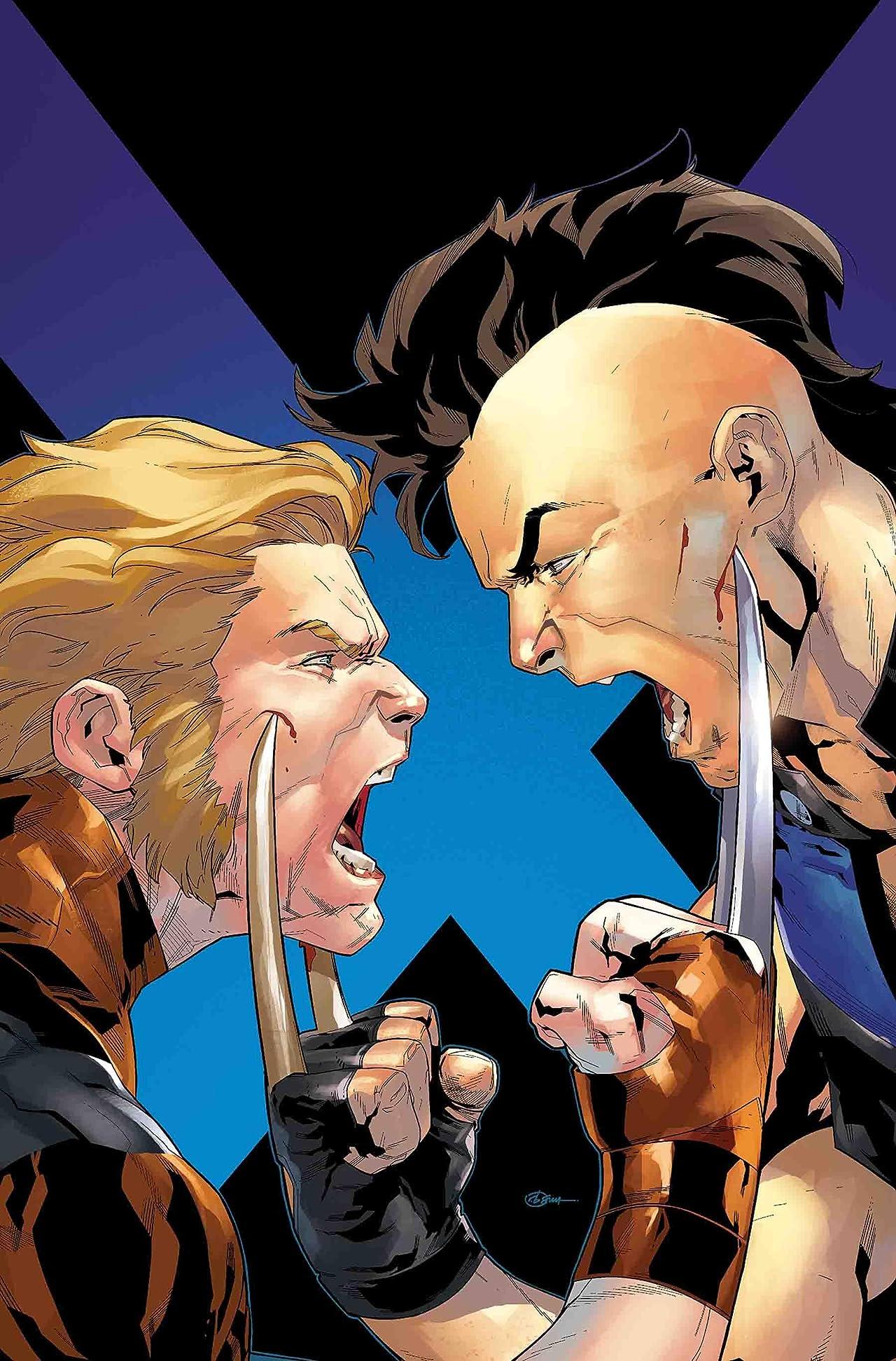 X-Men Blue (2017-) #30