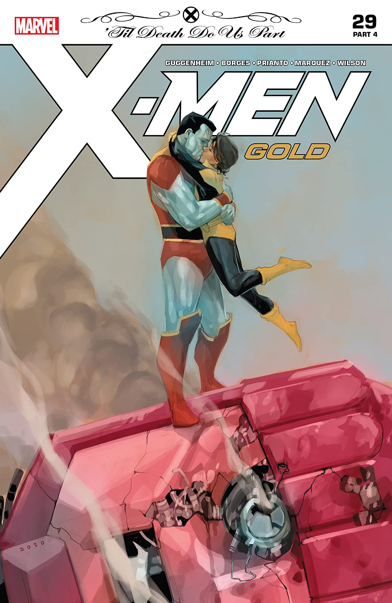 X-Men Gold (2017-) No.29
