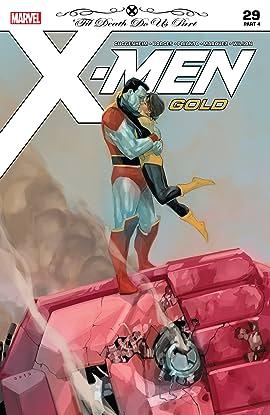 X-Men Gold (2017-2018) #29