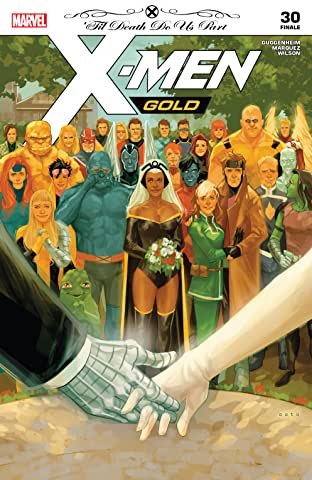 X-Men Gold (2017-) #30