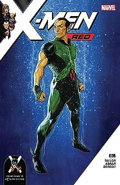 X-Men Red (2018) #5