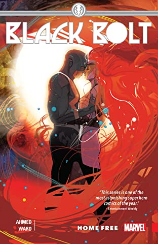Black Bolt Tome 2: Home Free