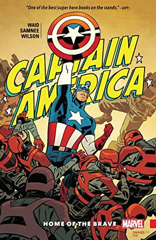 Captain America by Waid & Samnee: Home Of The Brave