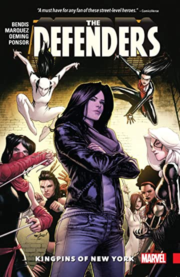 Defenders Vol. 2: Kingpins of New York