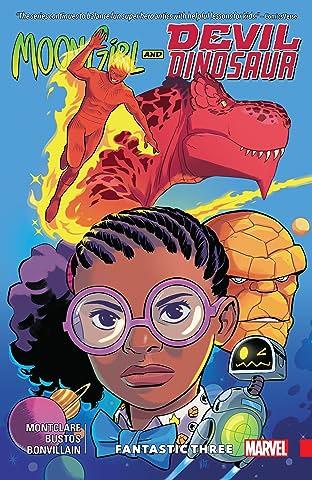 Moon Girl and Devil Dinosaur Tome 5: Fantastic Three