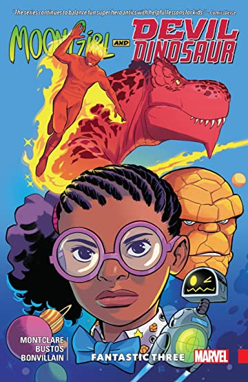 Moon Girl and Devil Dinosaur Vol. 5: Fantastic Three