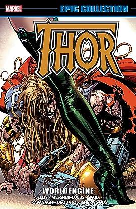 Thor Epic Collection: Worldengine
