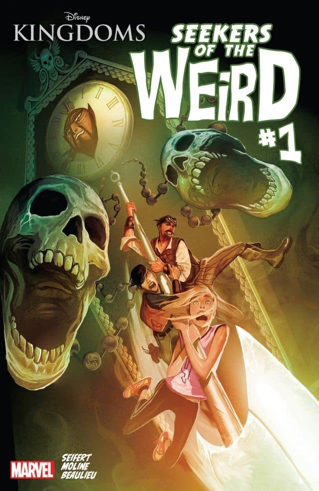 Disney Kingdoms: Seekers Of The Weird #1 (of 5)