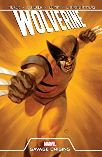 Wolverine: Savage Origins