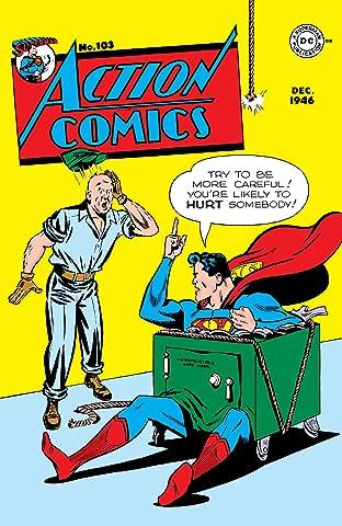 Action Comics (1938-2011) #103