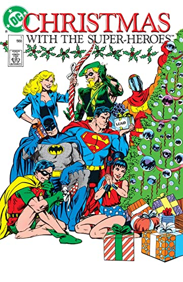 Christmas with the Super-Heroes (1988) #1