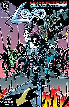 Lobo: Unamerican Gladiators (1993) #1