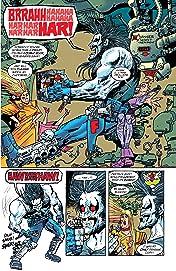 Lobo Convention Special (1993) #1