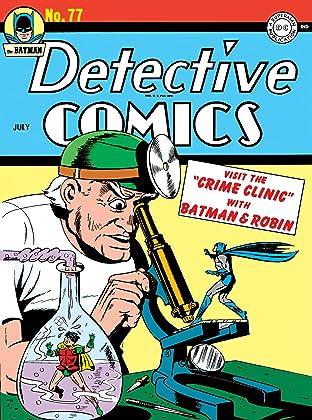 Detective Comics (1937-2011) #77