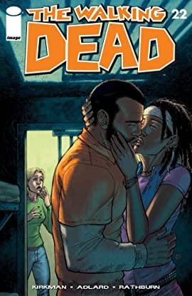 The Walking Dead No.22