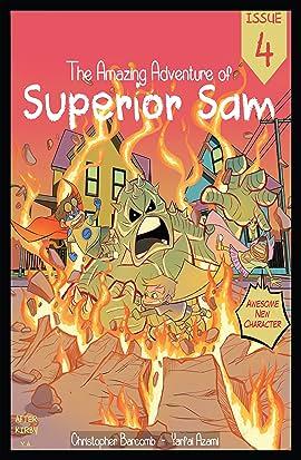 The Amazing Adventure of Superior Sam #4