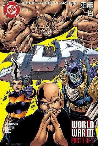 JLA (1997-2006) #36