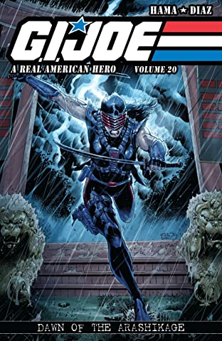 G.I. Joe: A Real American Hero Tome 20