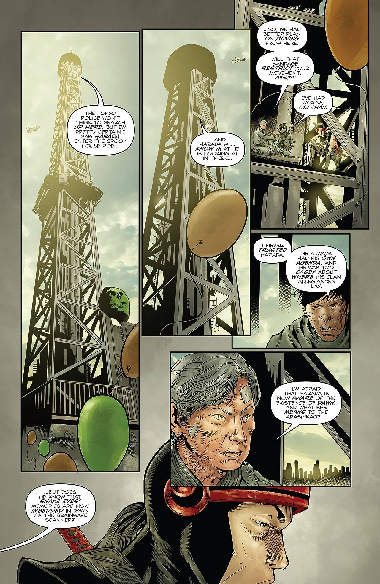 G.I. Joe: A Real American Hero Vol. 20