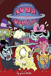 Luna the Vampire Vol. 2: Pickled Zits