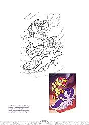 My Little Pony: Art Is Magic! Vol. 2