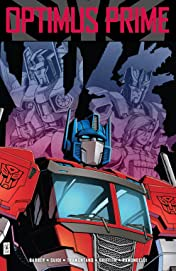 Transformers: Optimus Prime Vol. 3