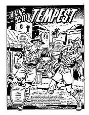 Commando #5111: A Tank Called Tempest